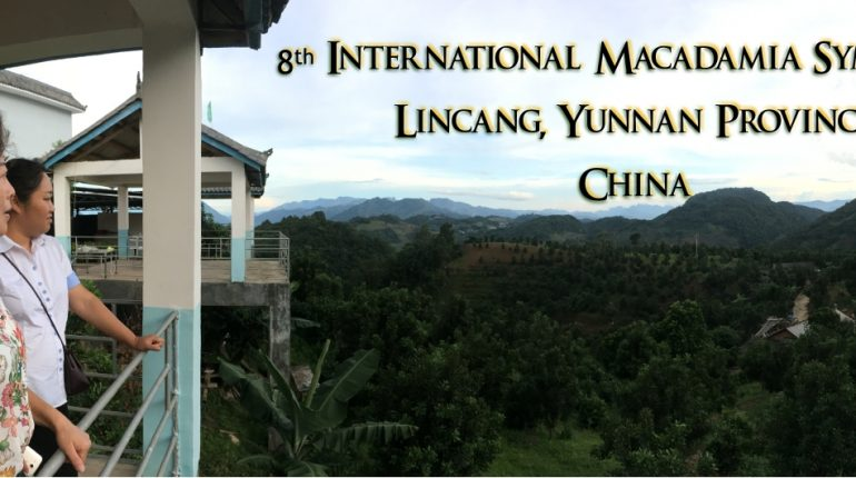 8th international macadamia symposium - china